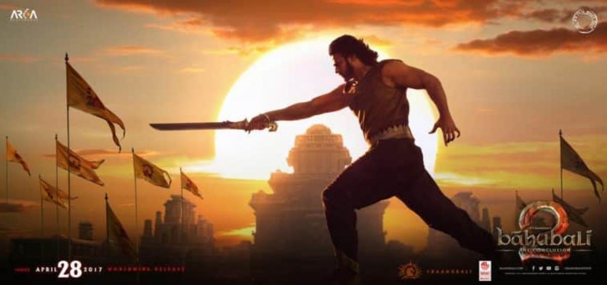Kannada film Raaga makes way for Baahubali 2 in Karnataka