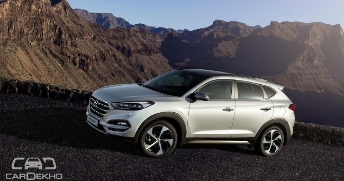 Hyundai Tucson to get 2L Petrol Engine