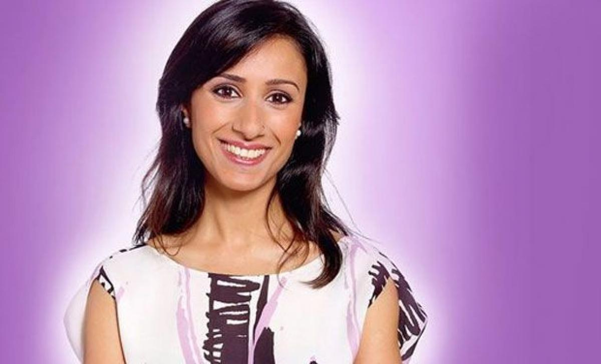 Indian-origin TV host discovers family