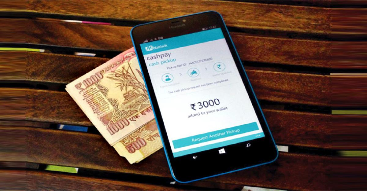 Rising trend of electronic payments