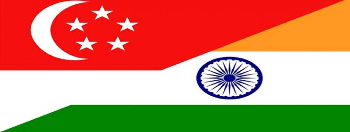 India, Singapore ink MoU in Civil Aviation
