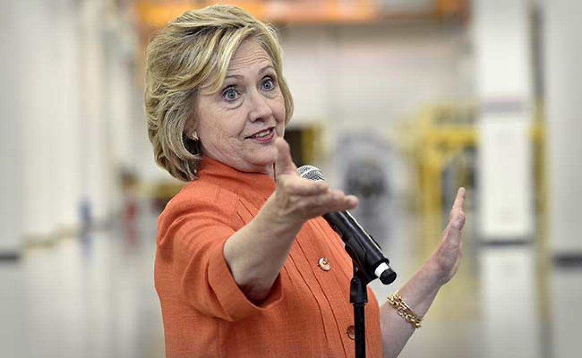 Hillary Clinton on US Gun Violence: Something is Deeply Wrong