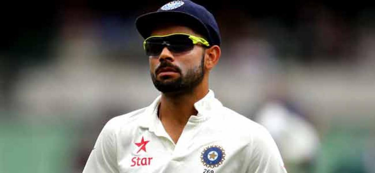 Kohli among eight sportspersons named for Padma Shri