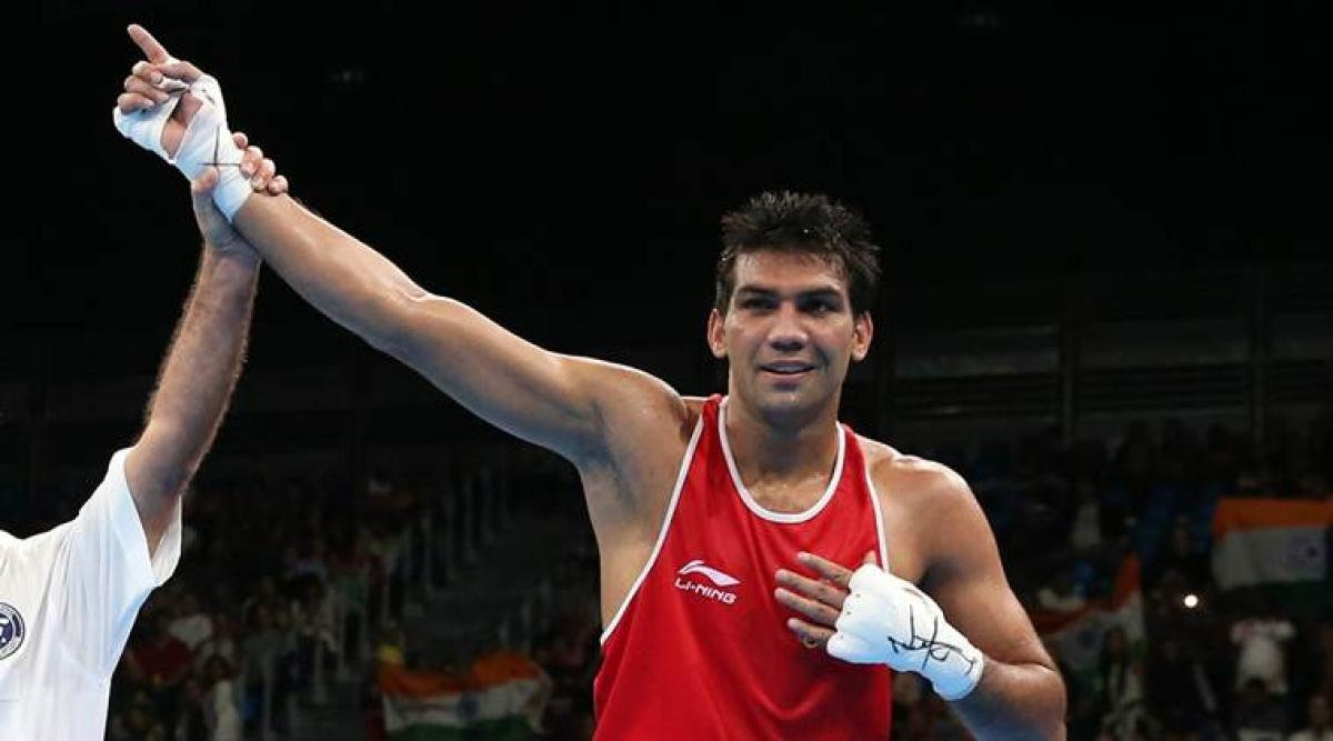 Indian Boxers kits replaced amidst risk of Olympics disqualification