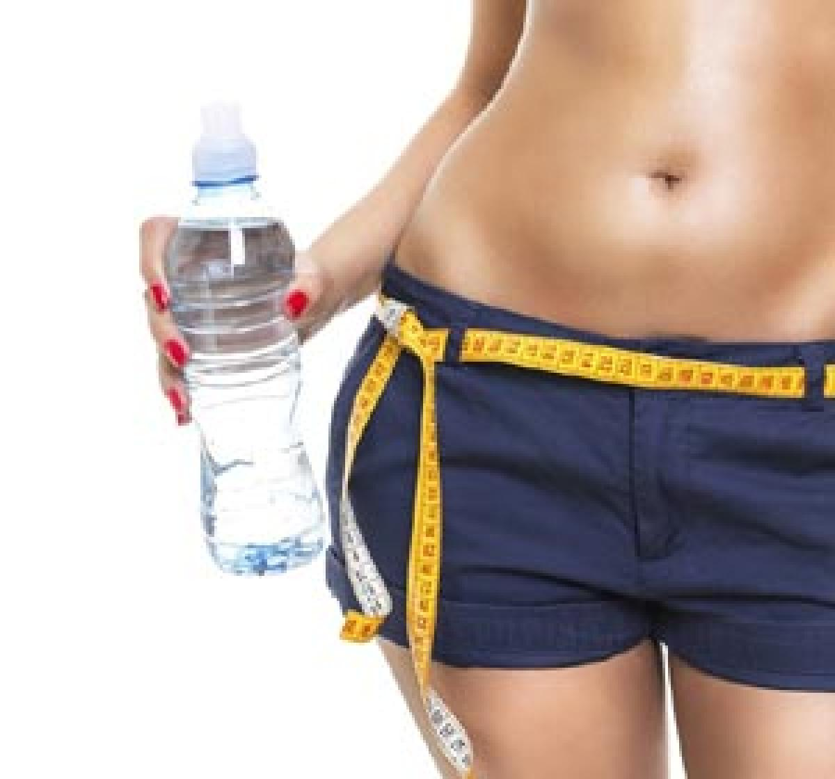 Water might be the new secret to weight loss