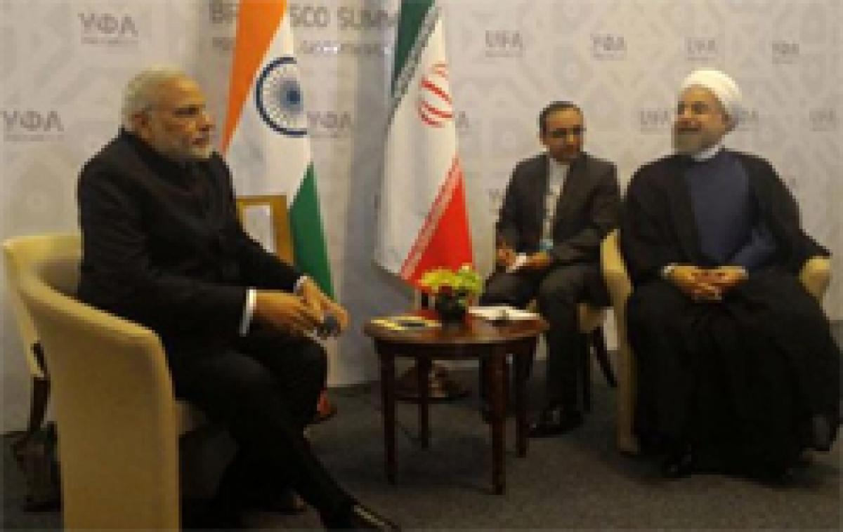 An undersea gas pipeline to India holds promise post Iran nuclear deal