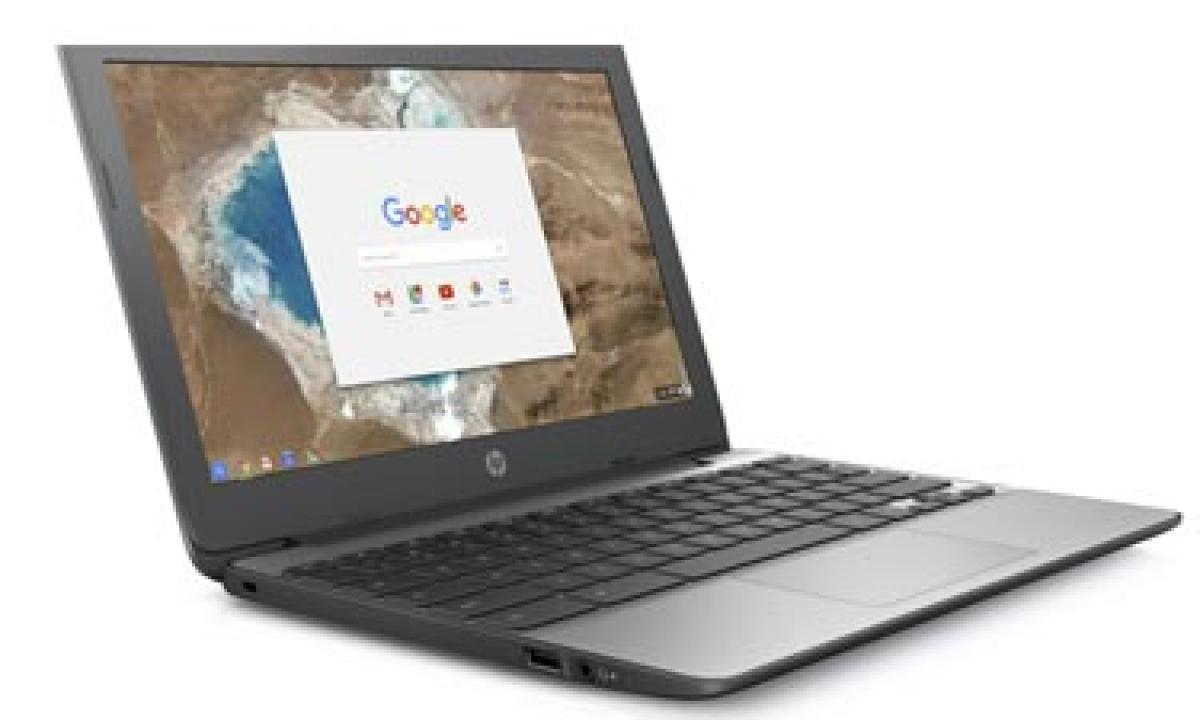 Chromebook shipments explode but theyre not replacing PCs