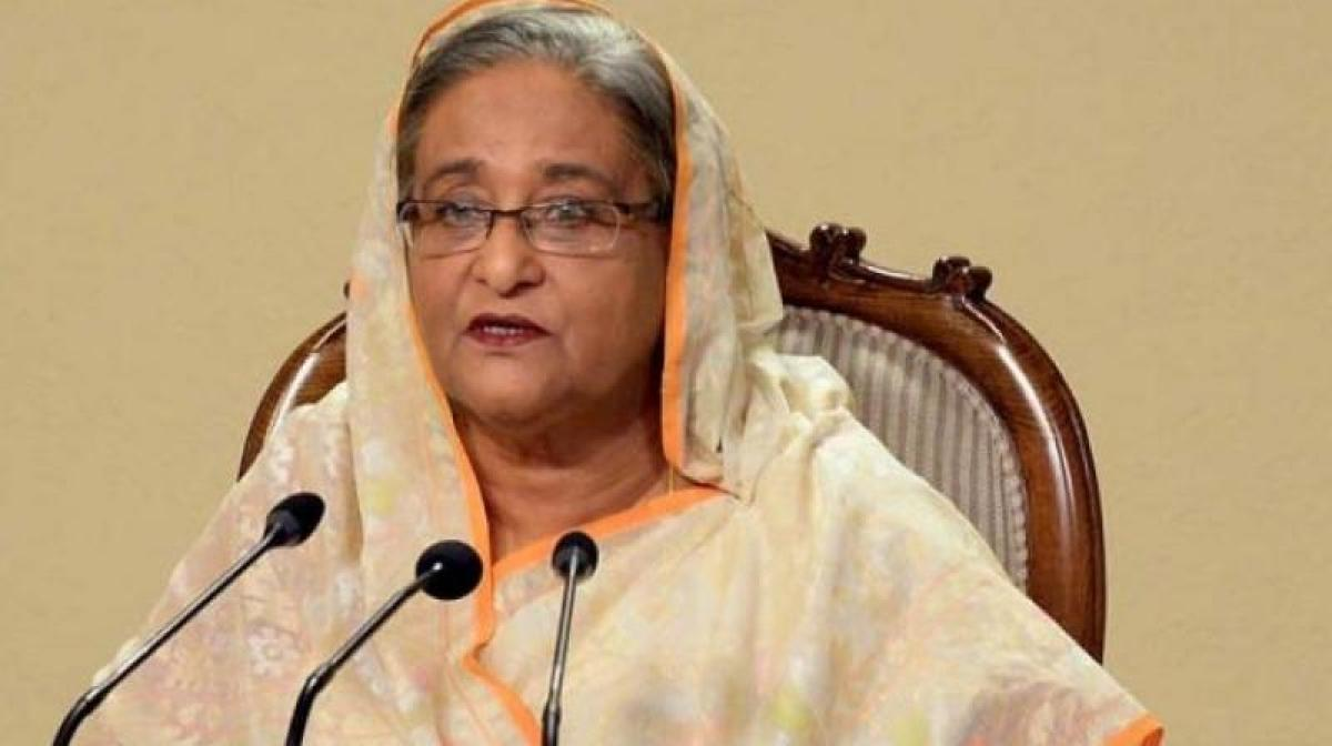 After 7 years, Bangladesh PM embarks on four-day visit to India