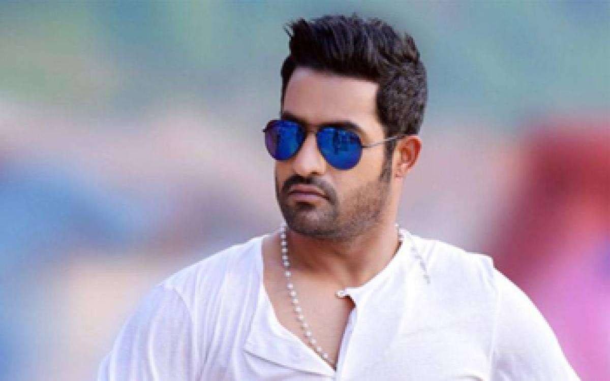 Jr NTR joins the sets of Janatha Garage