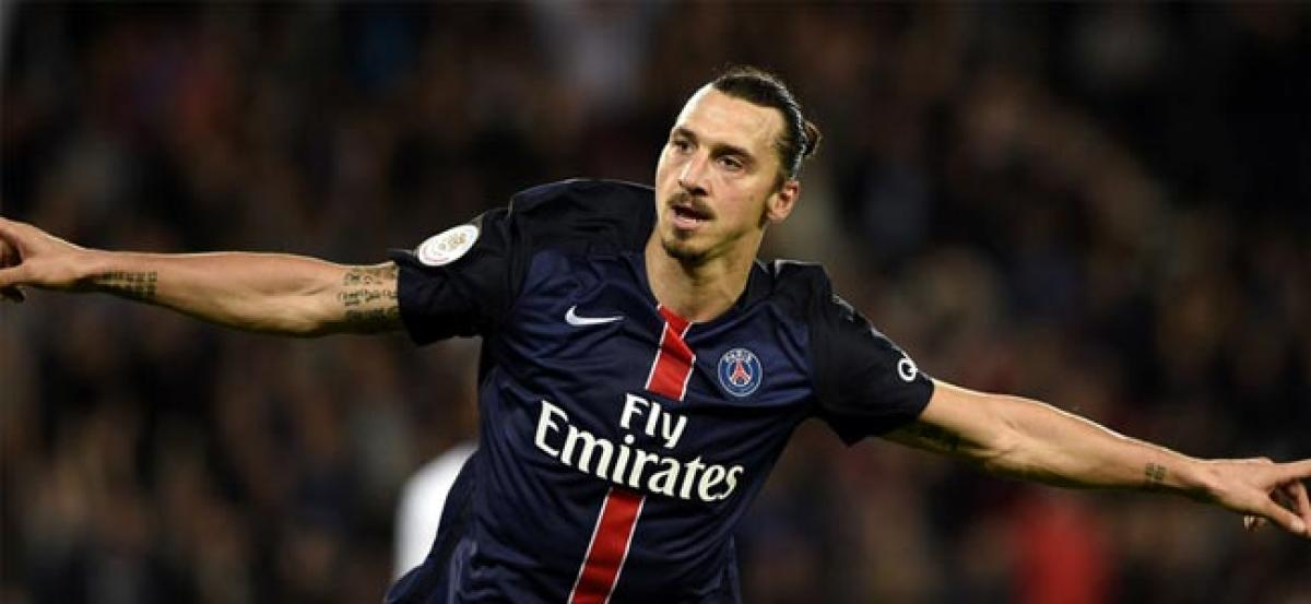 My next destination is Manchester United: Ibrahimovic