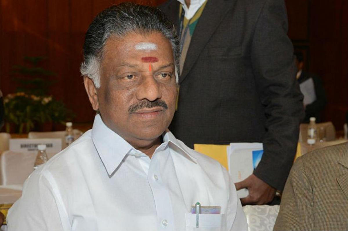 Panneerselvam resigns as Tamil Nadu CM citing personal reasons