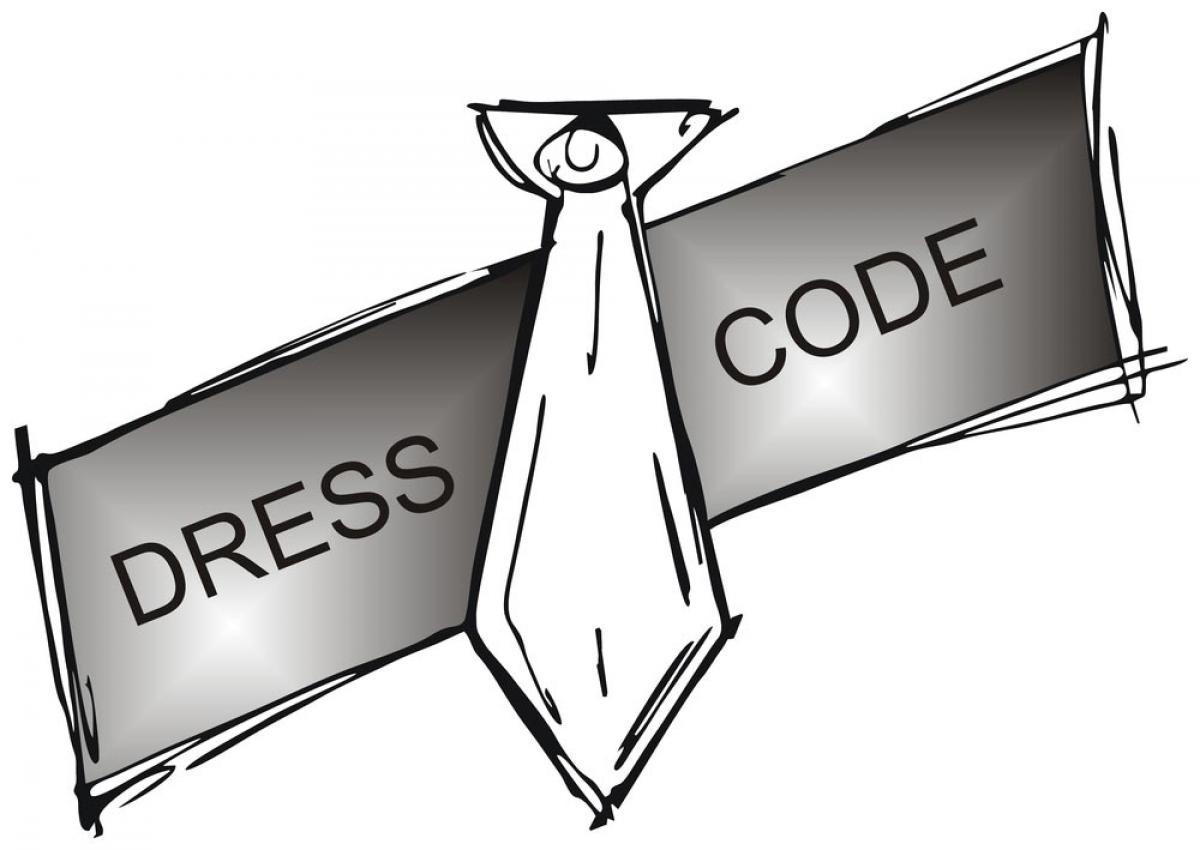 Women told to follow dress code