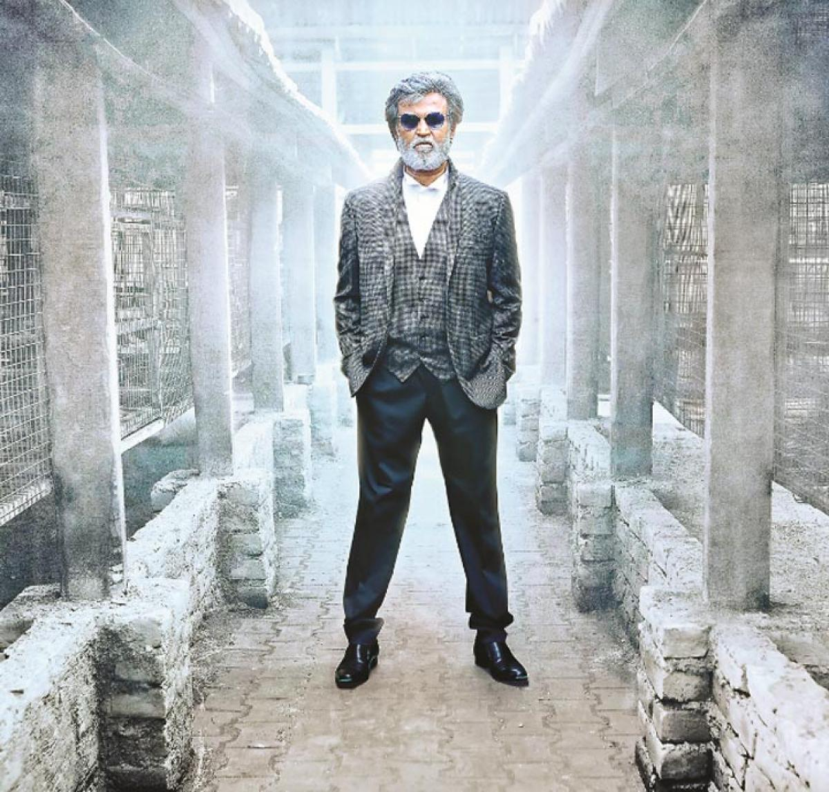 Kabali nearing completion
