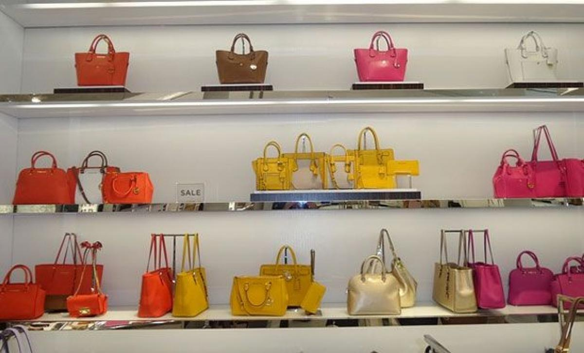 Luxury brands hit by protests and low stock prices