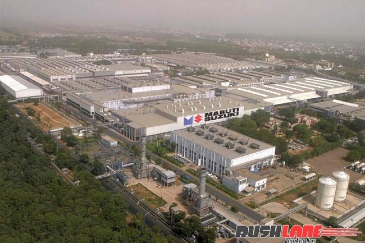 Maruti Suzuki India registers 13.9% growth in July 2016