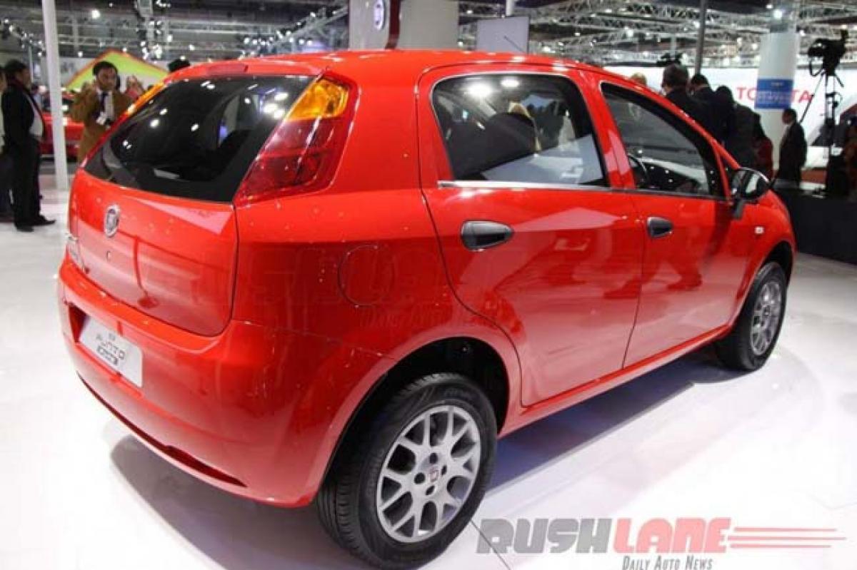 Sergio Machionne: Next gen Fiat Punto cancelled