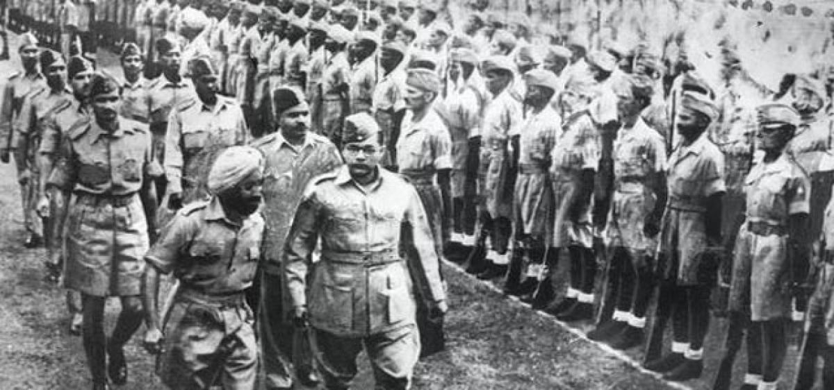 Freedom fighters or army deserters?