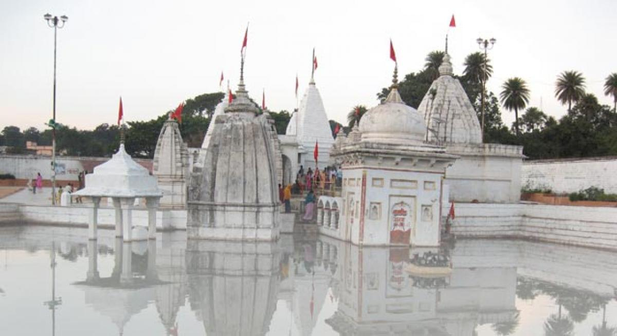 Amarkantak An ode to the immortal