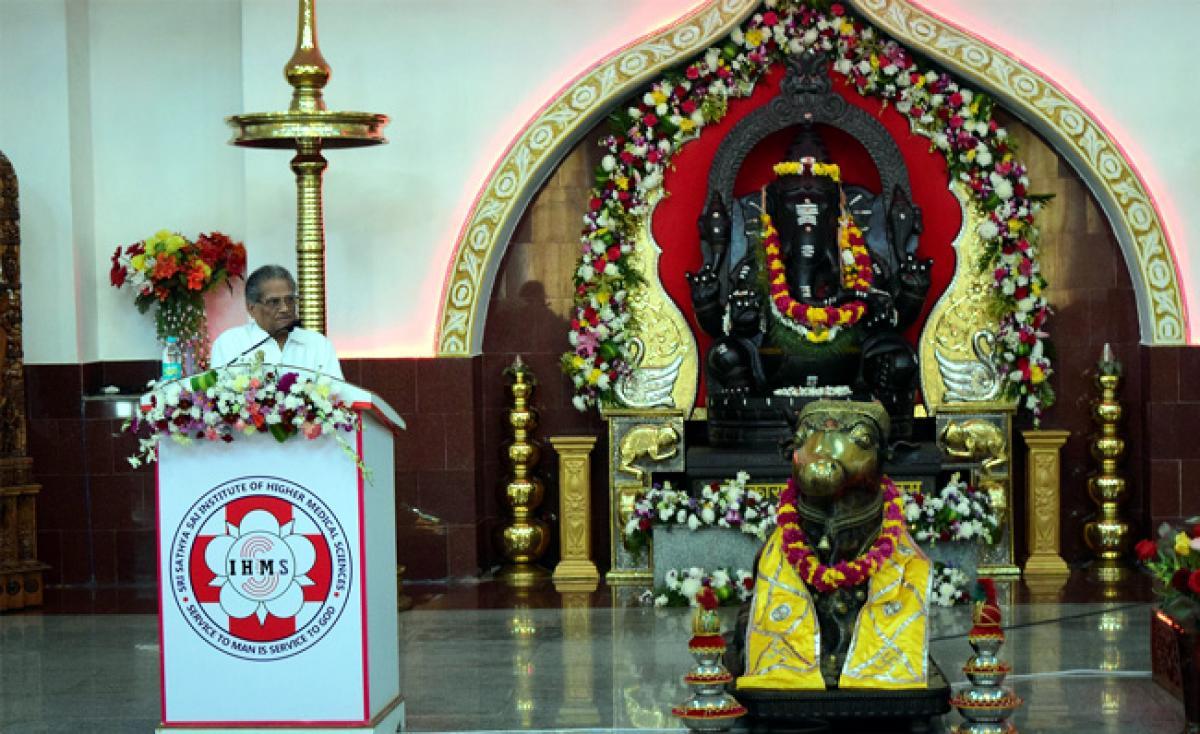 Sai Vaidya Sangamam: II Annual Alumni Meet of Sri Sathya Sai Institute of Higher Medical Sciences, Prasanthigram and Whitefield