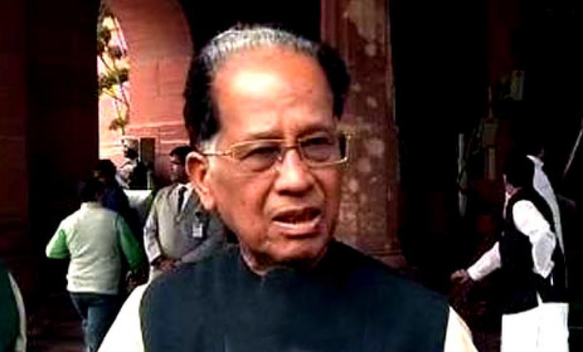 Assam CM demands Governor Acharyas removal