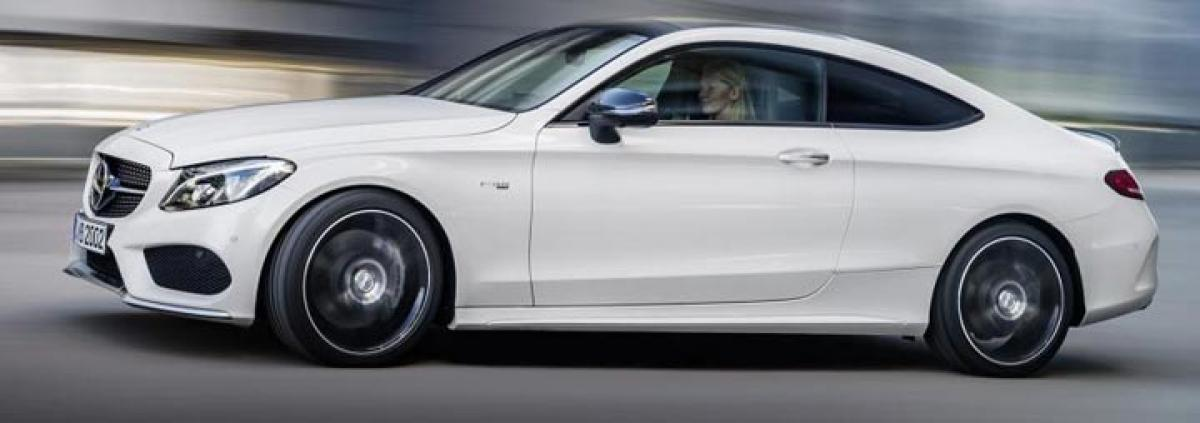 Mercedes-AMG C43 Coupe introduced
