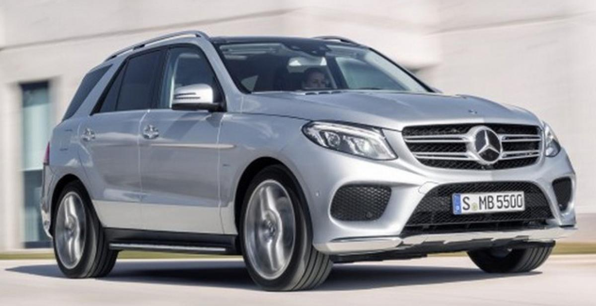 Mercedes plans SUV onslaught in India; GLC launch in 2016