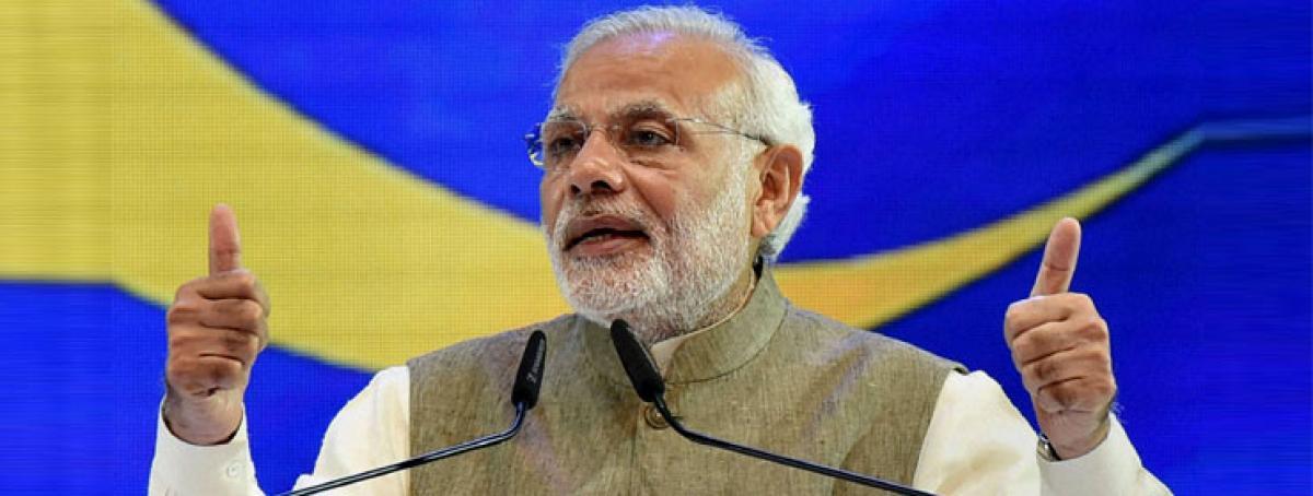 Modi bestows lavish praises on Indian diaspora in Malaysia