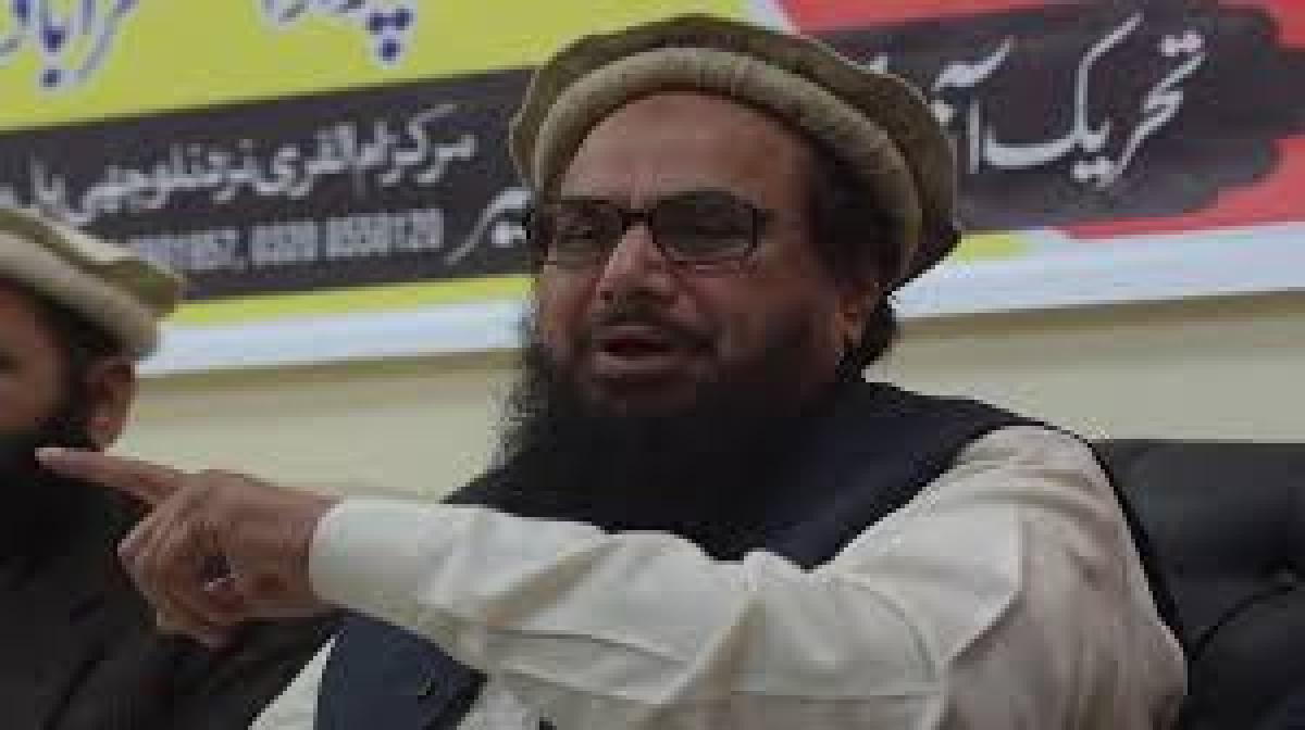 Hafiz Saeed asks Pak govt to remove his name from exit control list