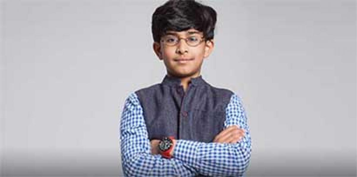 Child Genius award likely for Indian American boy with terrific memory skills and mathematical abilities
