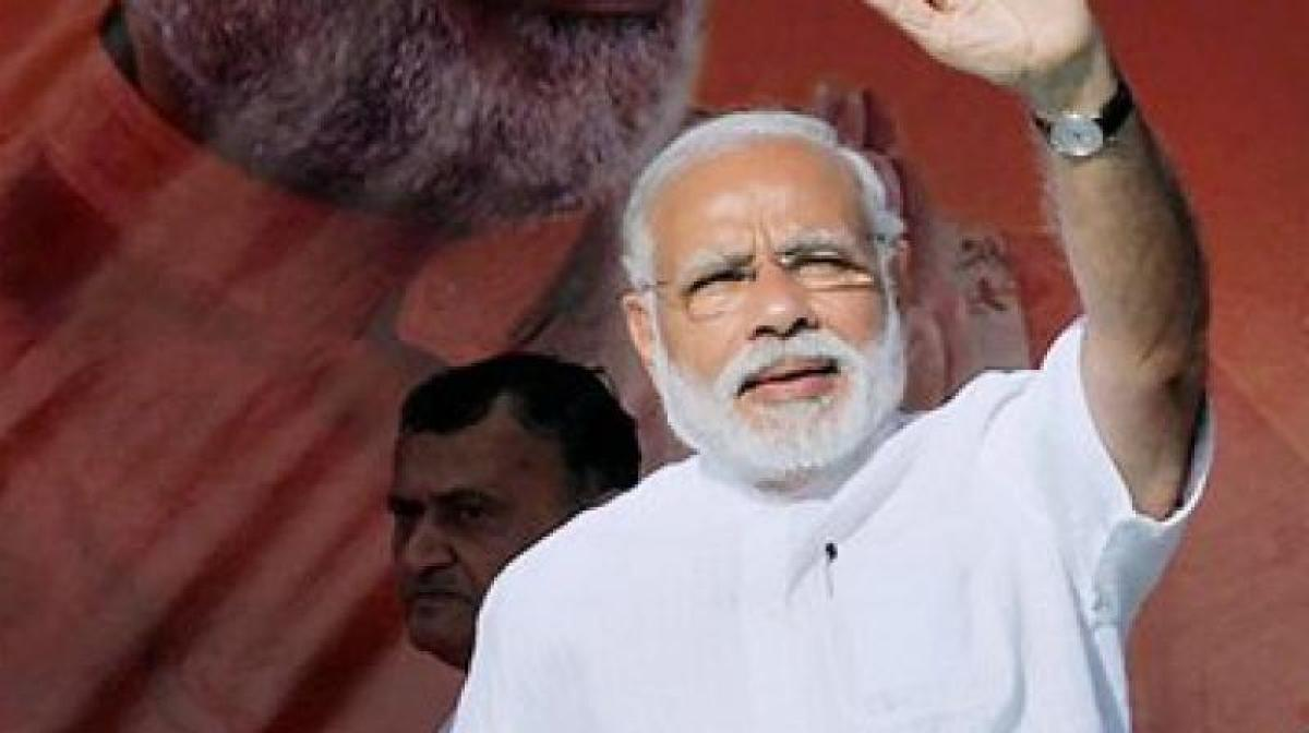 A new India is emerging, it stands for development: Modi after UP landslide