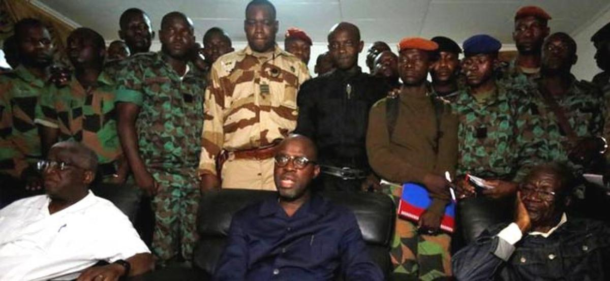 Ivory Coast defence minister, others freed by mutinying soldiers