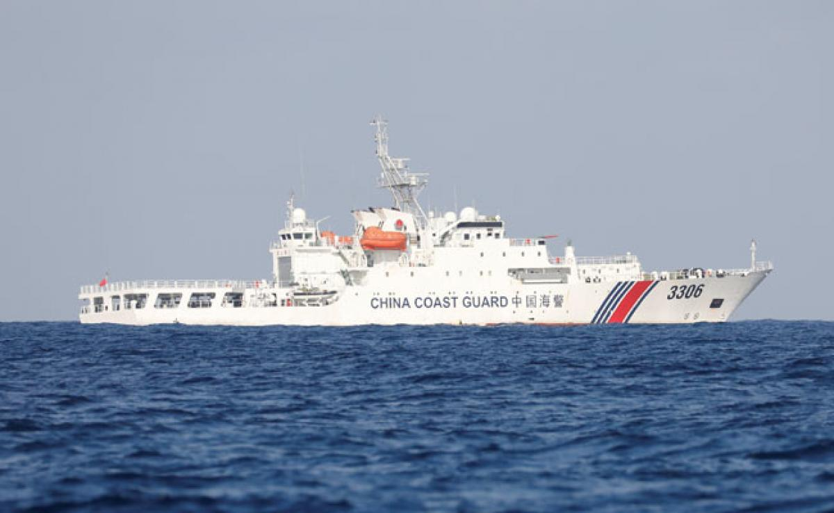 At Disputed South China Sea Shoal, China Asserts Power Through Control, And Concessions