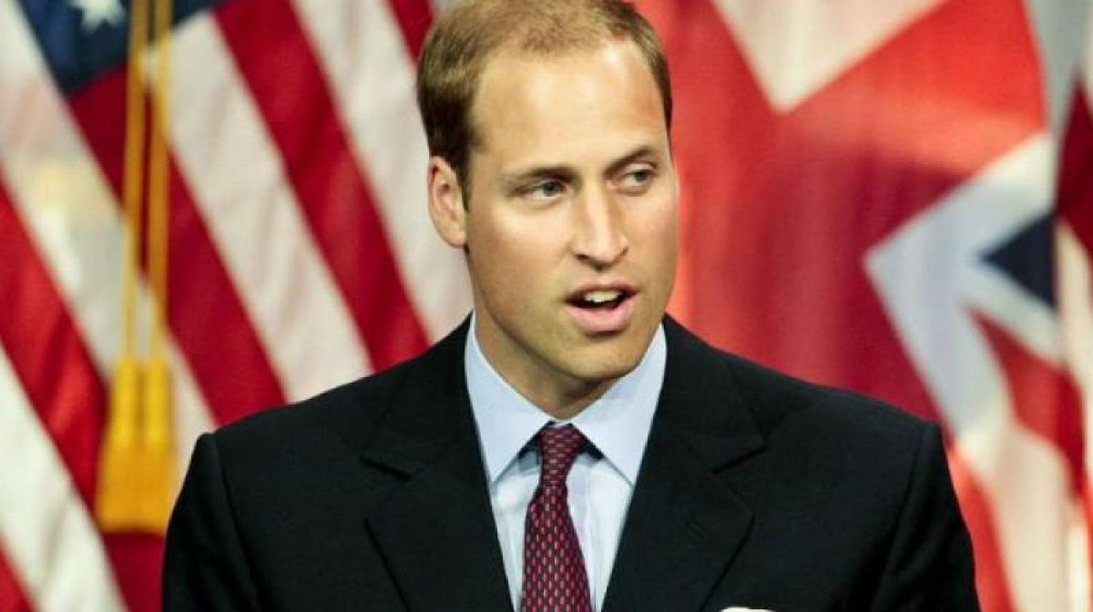 Prince William confirms he is quitting pilot role