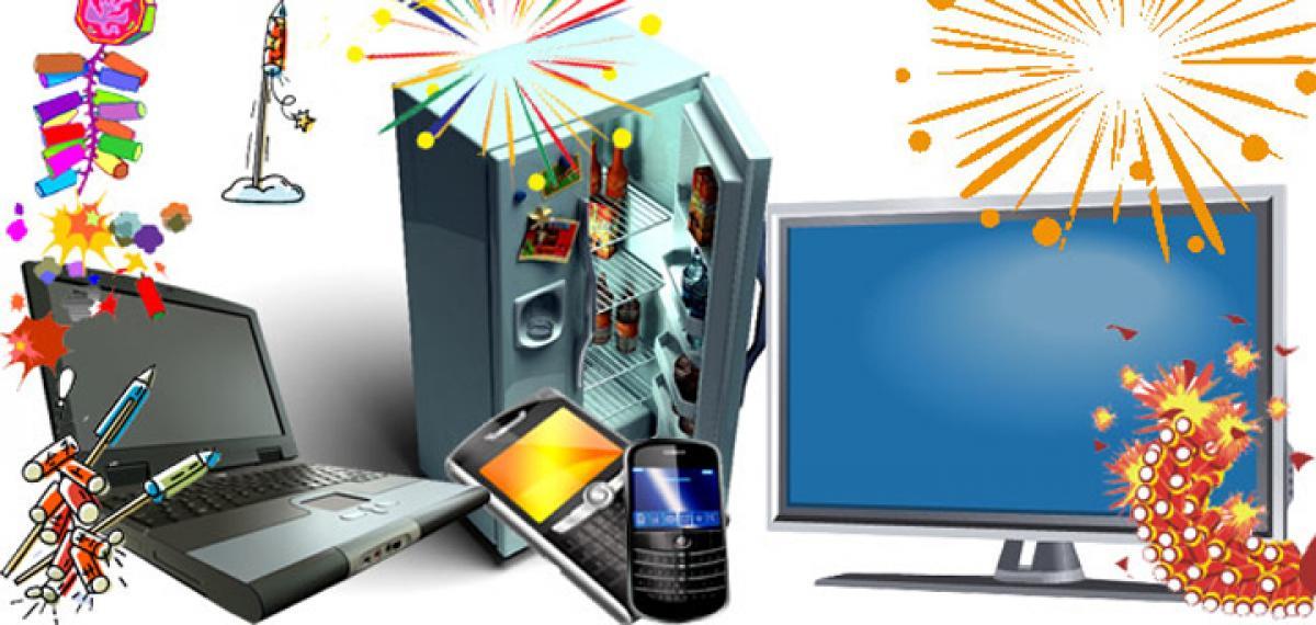 Bumper Diwali for consumer durable companies