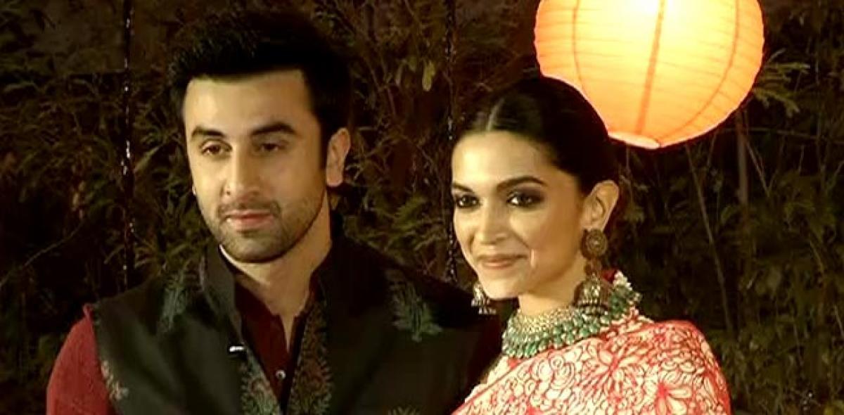 Ex-lovers Deepika, Ranbir back together?