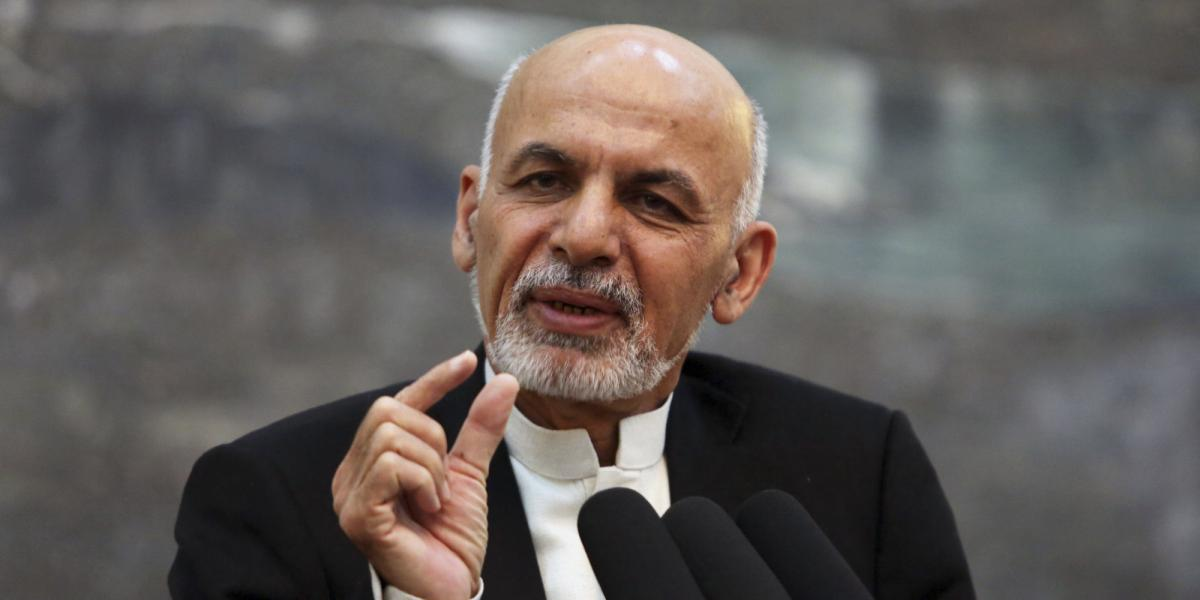 Afghan president condemns IS attack in Pakistan