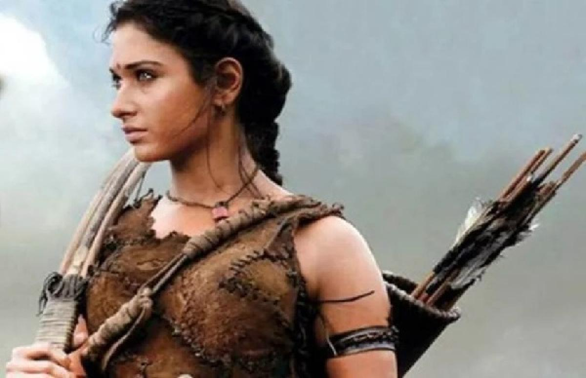 Im the reason why the climax takes place in Baahubali 2: Tamannaah