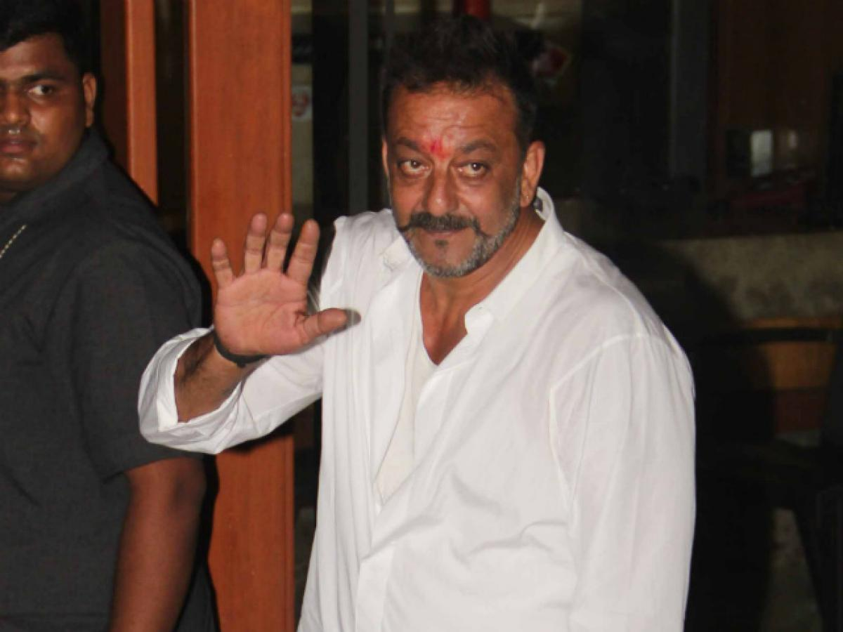 Sanjay Dutt dishes about his comeback plans