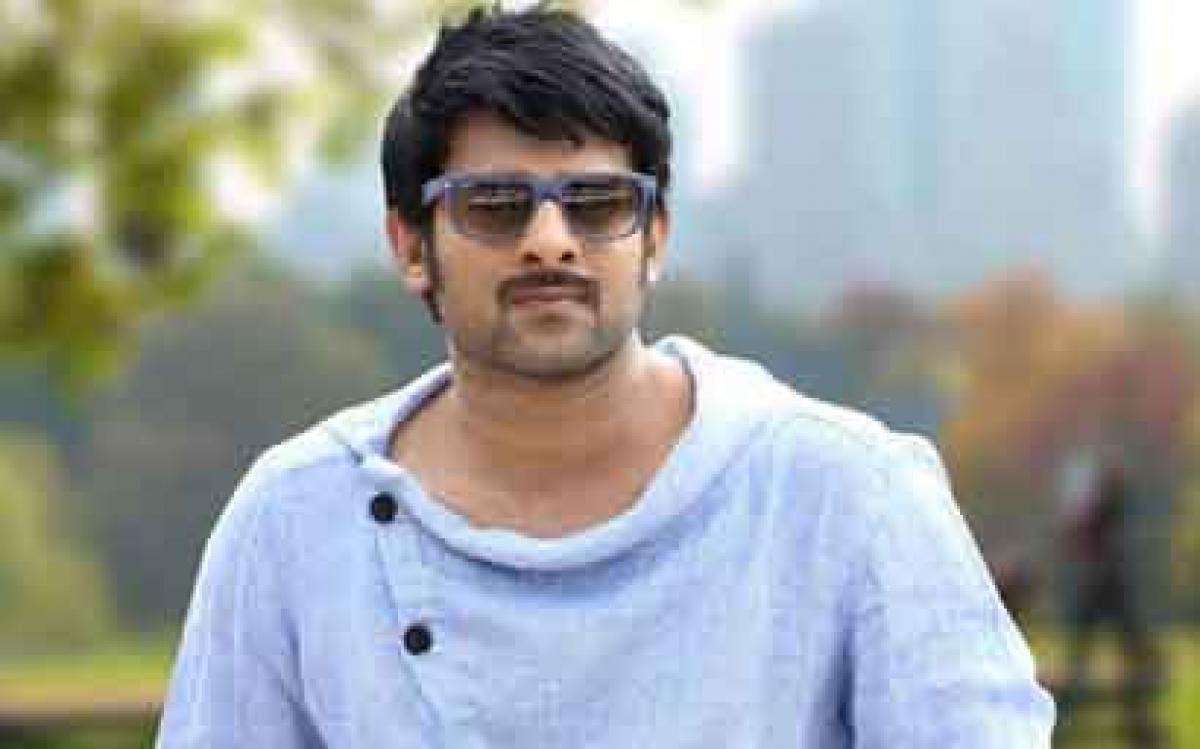 Rebel Prabhas scores one crore hits on YouTube