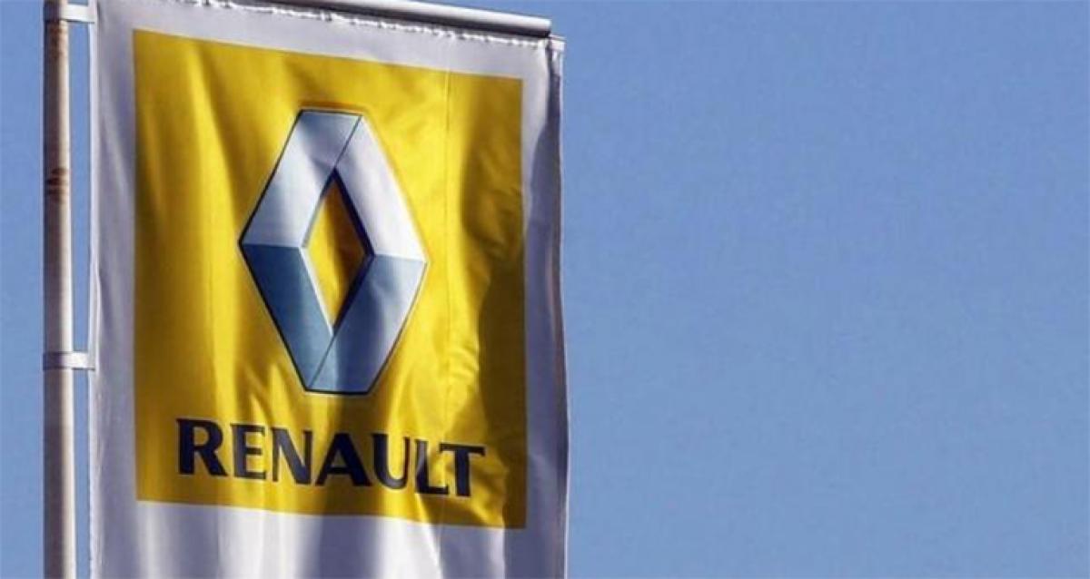 Renault sales edge higher on European market rebound