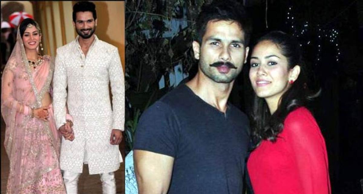Shahid confirms Miras pregnancy rumours