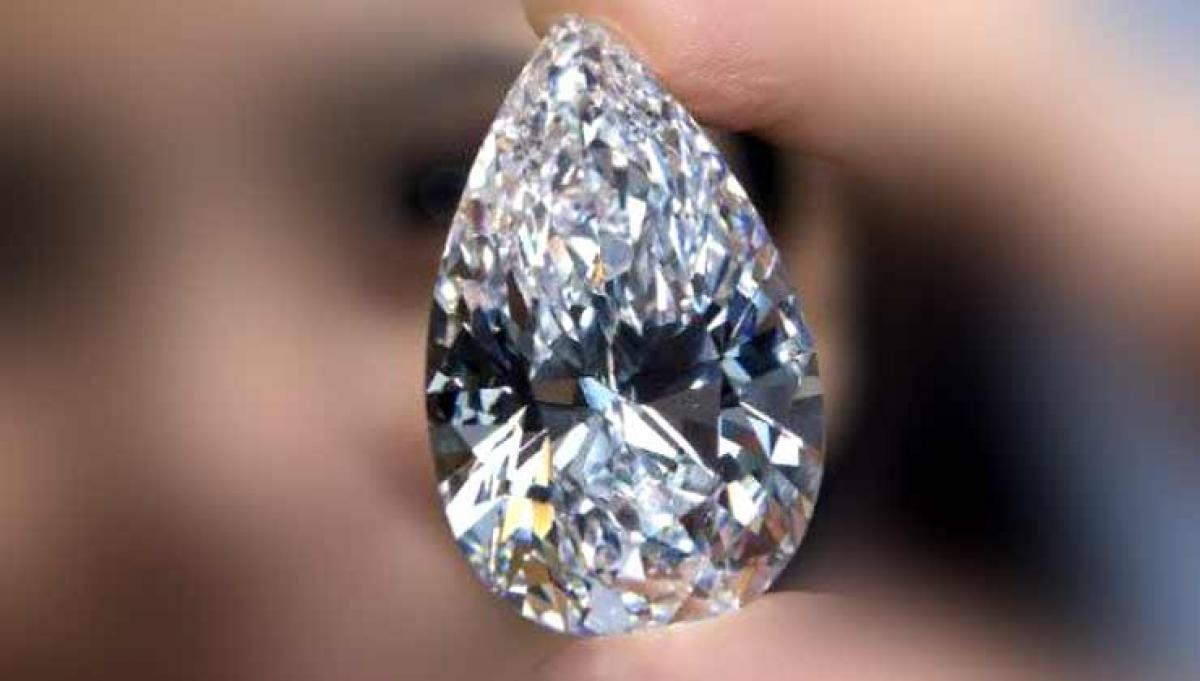 Indias diamond capital loses sheen thanks to China jewellers default