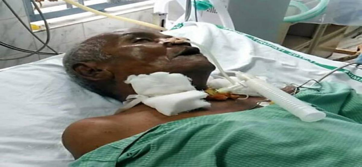 Pilgrim in coma dies after 98-day battle