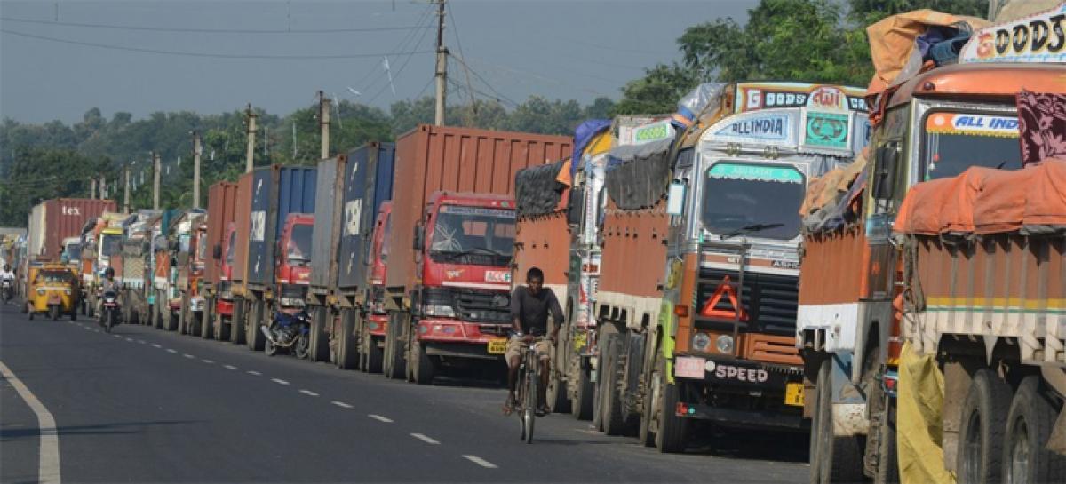 India not imposing any blockade on commerical vehicles to Nepal