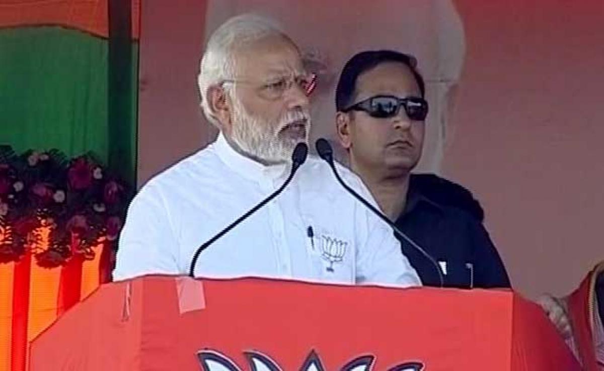 UP Elections 2017: Chose Varanasi Over Vadodara, PM Narendra Modi Reminds People