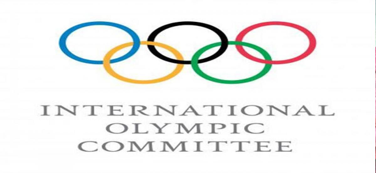 International Olympic Committee okays mixed-gender competitions