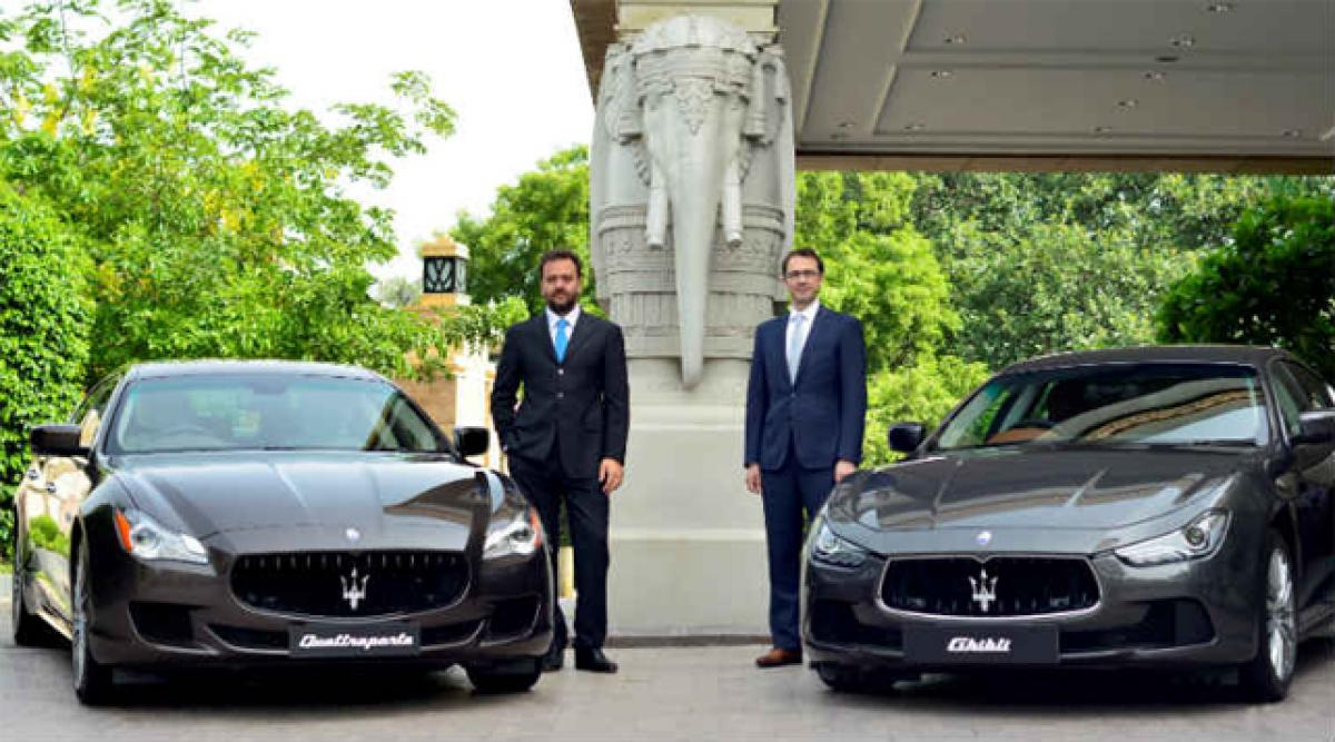 Italian luxury car brand Maserati zooms into Indian market