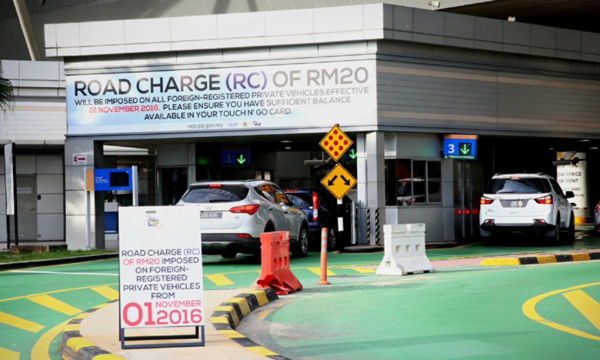 Foreign registered cars in Singapore will have to pay tax