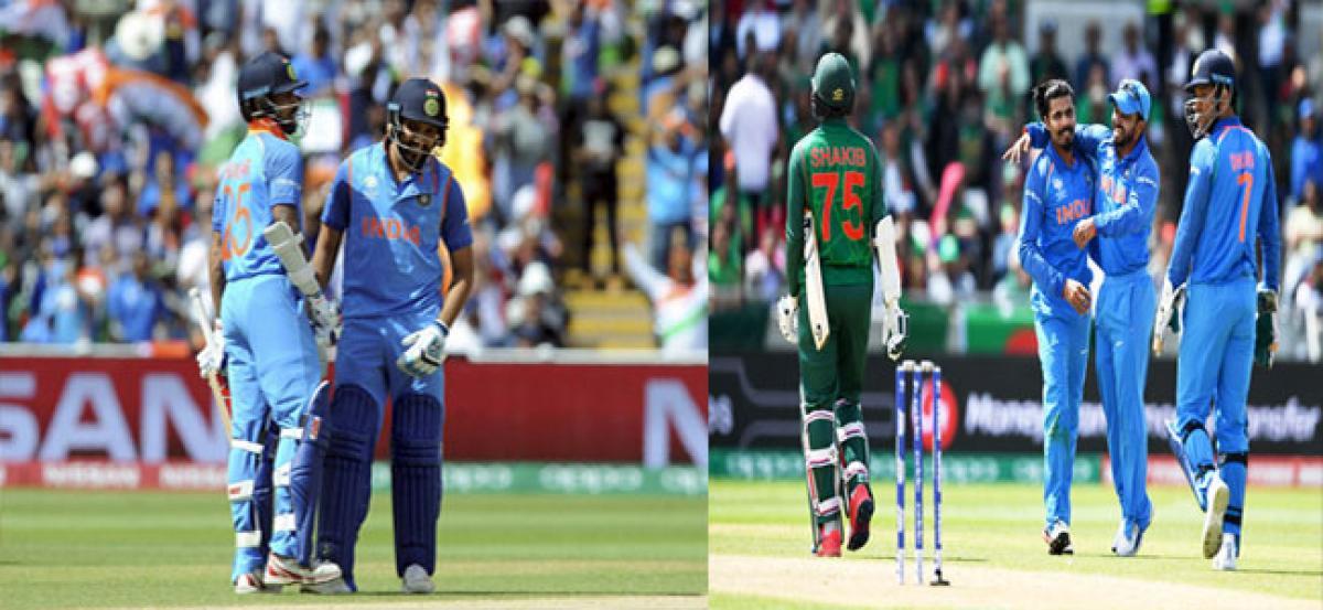 An India-Pakistan final, it is