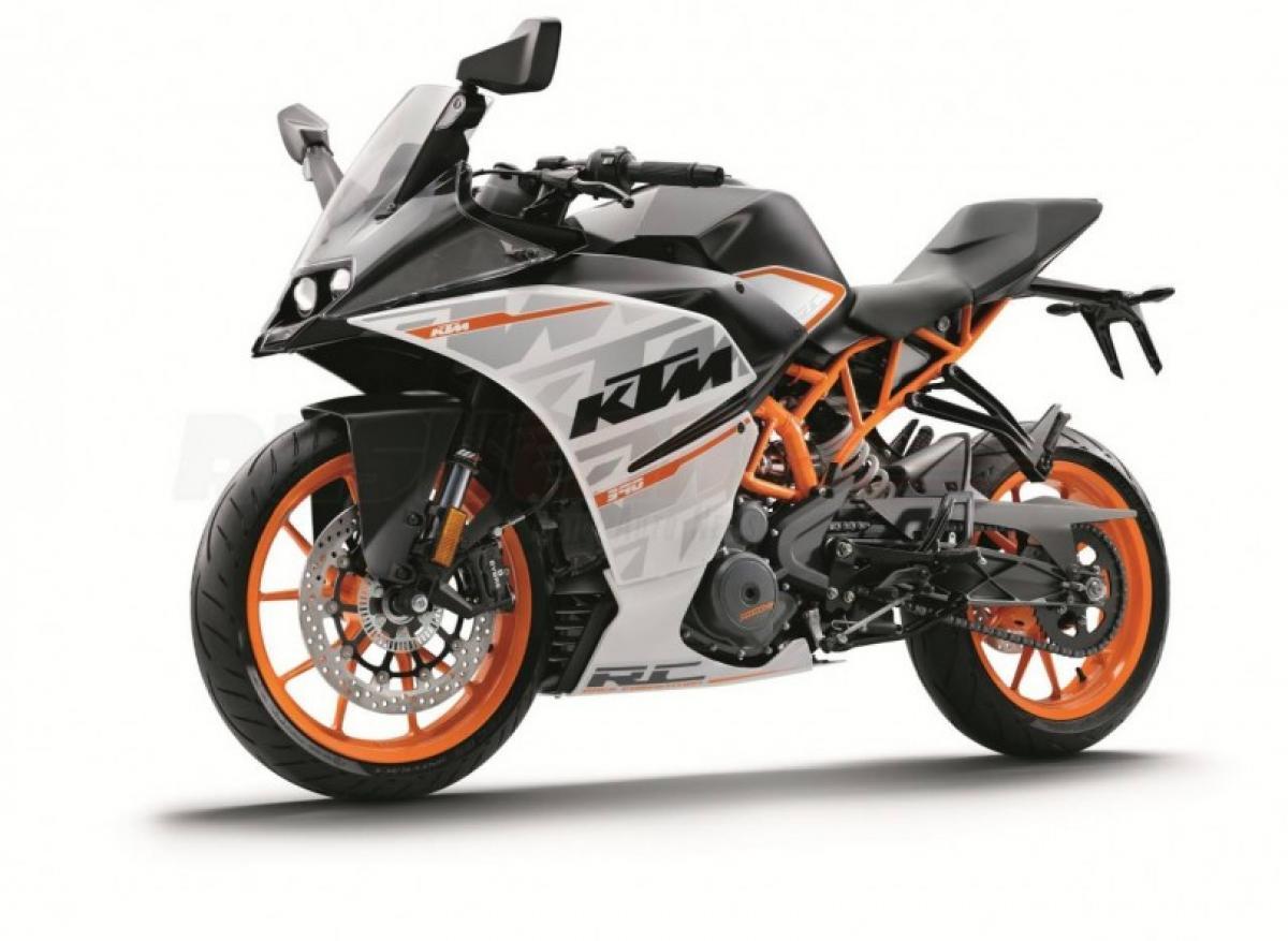 Spotted: Next gen KTM Duke 390 in Pune